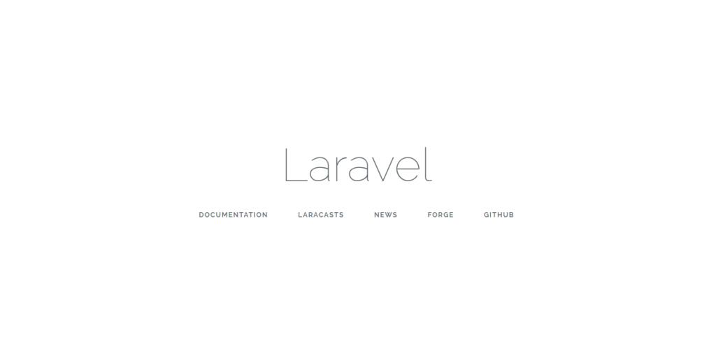 Laravel поздравителна страница